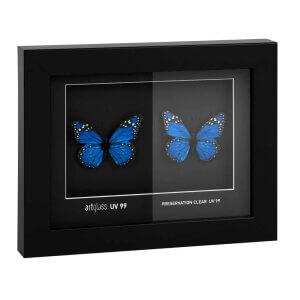 Artglass UV 99 shadowbox1